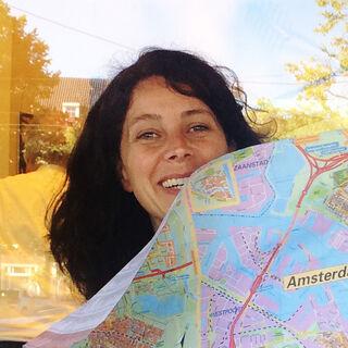 Famke N, Amsterdam